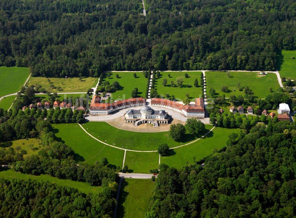 Palacio Solitude Schloss Solitude Megaconstrucciones