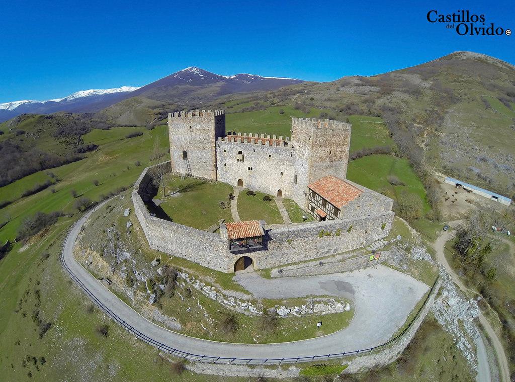 Castillo De Arg 252 Eso Castillo De San Vicente