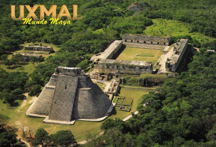 Uxmal - Mega Construction Extreme Engineering
