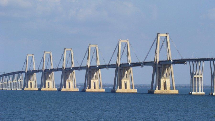 Puente General Rafael Urdaneta Puente Sobre El Lago De