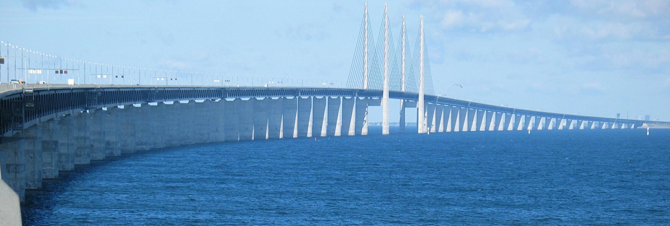 Puente De Oresund Megaconstrucciones Extreme Engineering