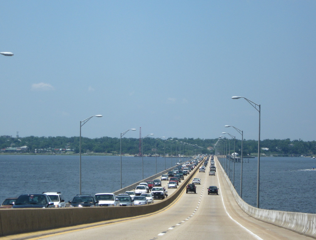 Puente De La Bah 237 A De Pensacola Three Mile Bridge Philip