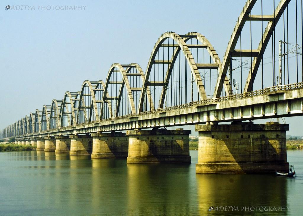 Puente De Arco Godavari Megaconstrucciones Extreme
