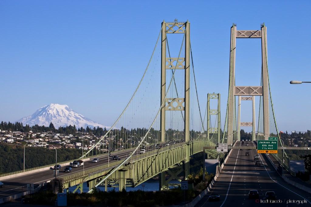 Puente De Tacoma Narrows Megaconstrucciones Extreme
