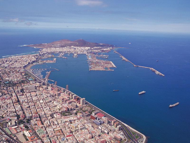 Puerto De Las Palmas Puerto De La Luz