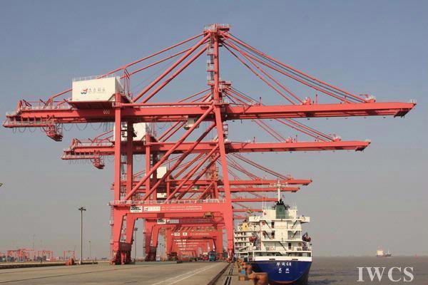 Puerto De Suzhou Zhangjiagang Changshu Taicang Ports