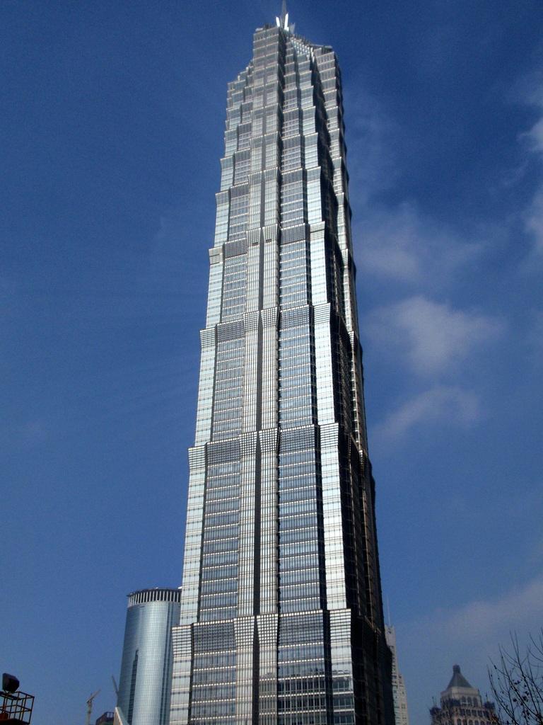 Torre Jin Mao Megaconstrucciones Extreme Engineering