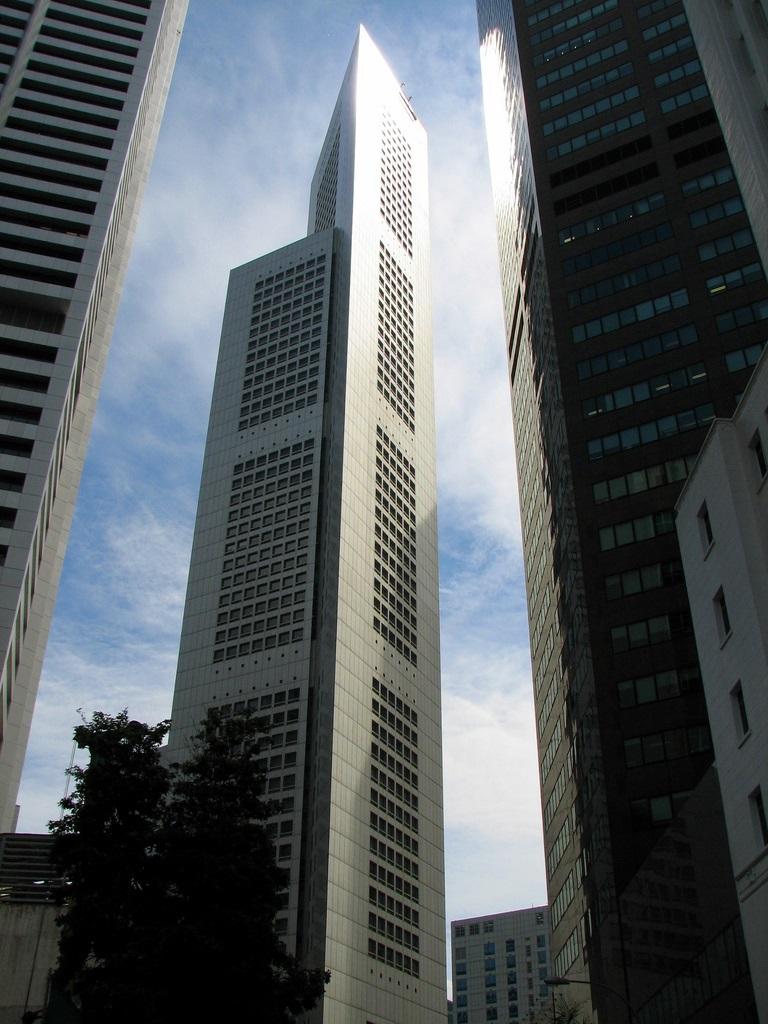 Oub Centre Overseas Union Bank Centre