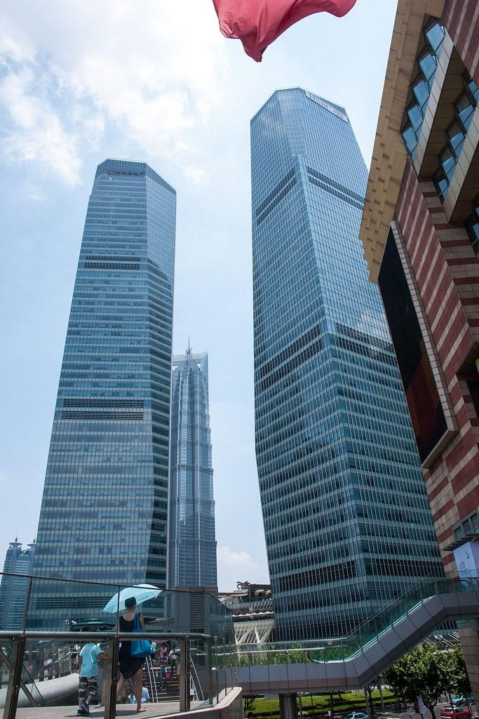 Shanghai International Finance Centre Shanghai Ifc