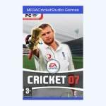 EA Sports Cricket 07 Original and Full version for PC/Laptop