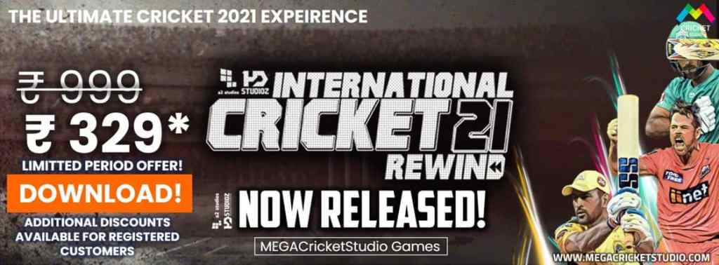 international cricket 2021 rewind patch free