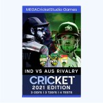 Ind vs Aus Made of Rivalry 2021 Game – A Brand New 2021 Edition Game for PC/Laptop