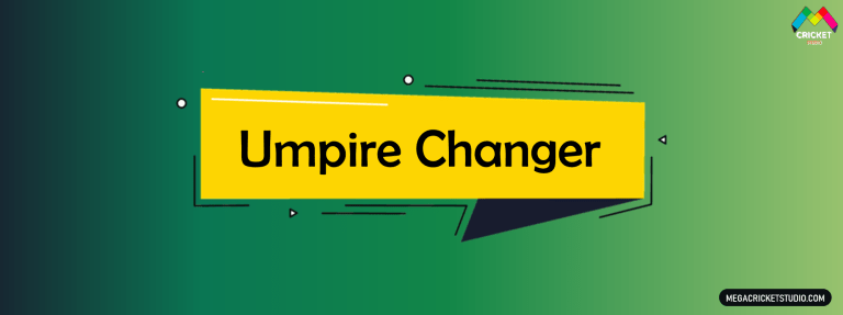 Umpire Changer for EA Sports Cricket 07