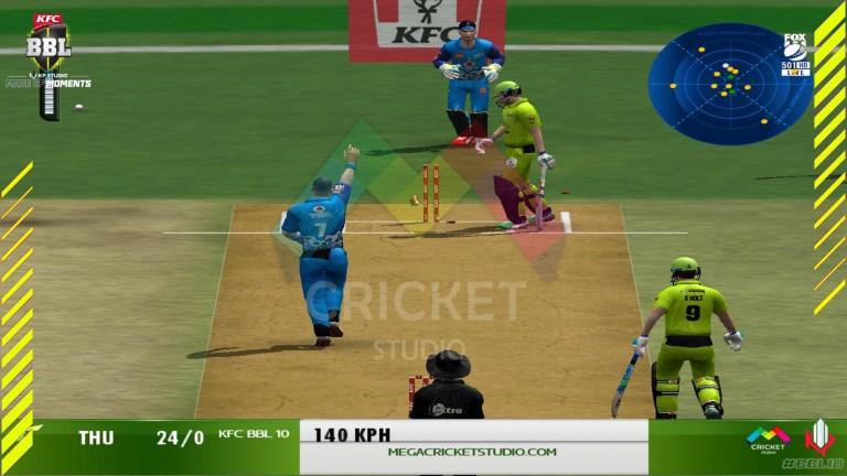kfc bbl 2021 mega cricket studio img14