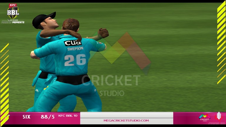 kfc bbl 2021 mega cricket studio img6