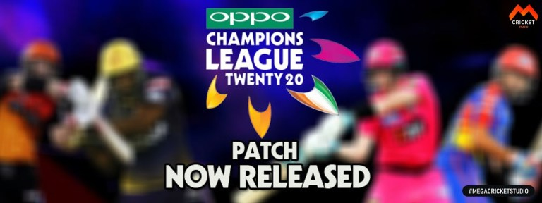 Syed Stuffs Champions League T20 2020 Patch for EA Cricket 07