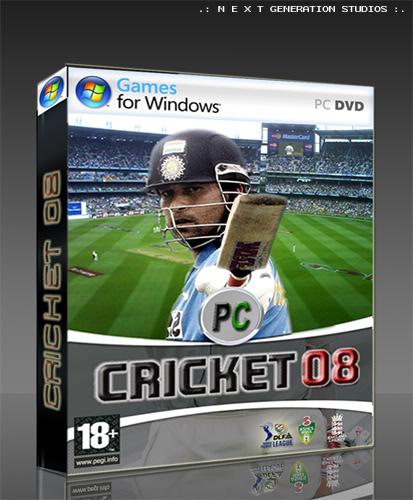CRICKET 2008 IPL SUPER PATCH V3 for EA Cricket 07