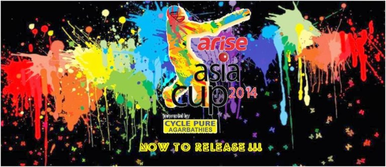 Asia Cup 2014 Patch for EA Cricket 07