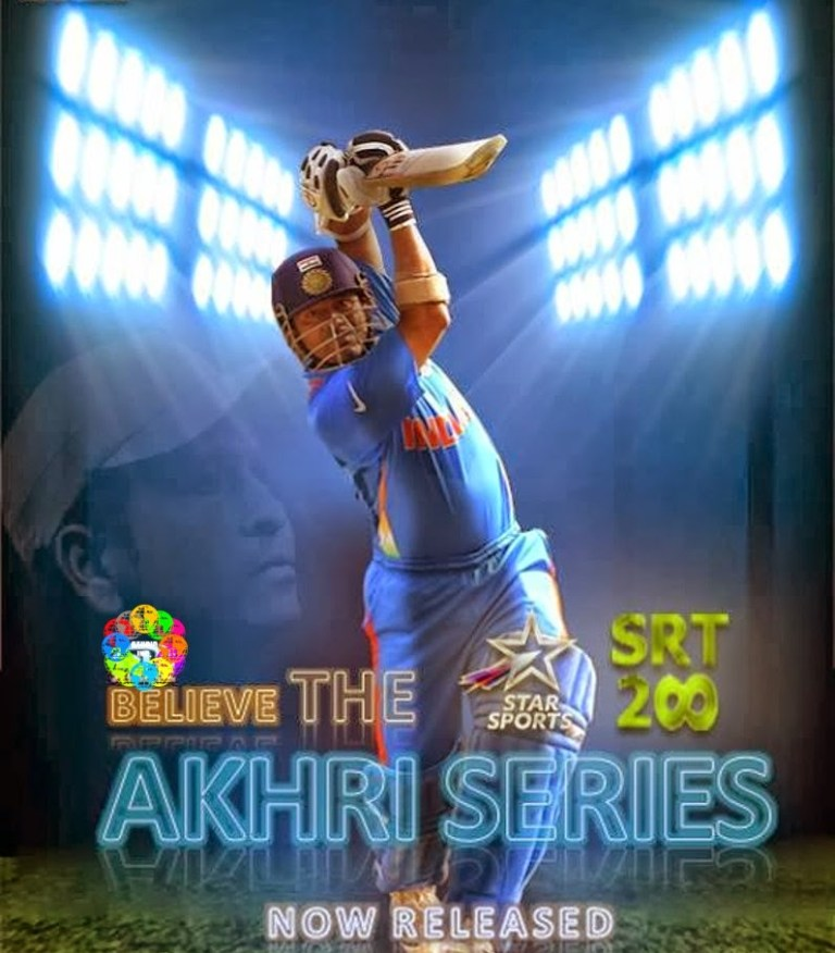 Star Sports Believe SRT 200 The Akhri Series Patch for EA Cricket 07