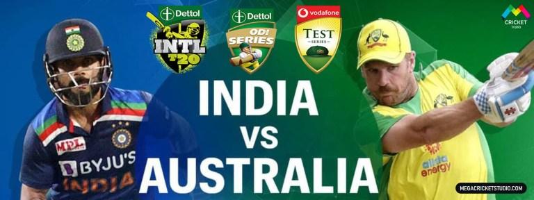 A1 StudioZ India vs Australia 2020-21 Patch for EA Cricket 07
