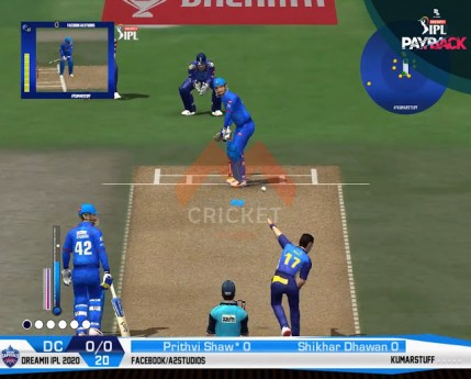 a2 studios dream11 ipl 2020 patch ea sports cricket 07 megacricketstudio pic 1