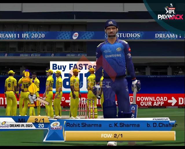 a2 studios dream11 ipl 2020 patch ea sports cricket 07 megacricketstudio pic 7