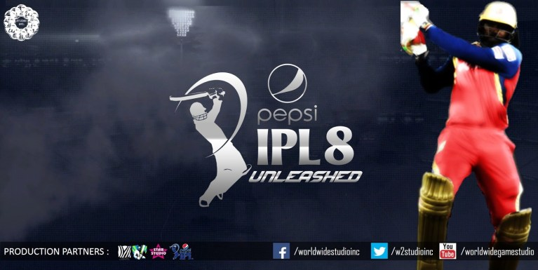 Pepsi IPL 2015 Patch for EA Cricket 07