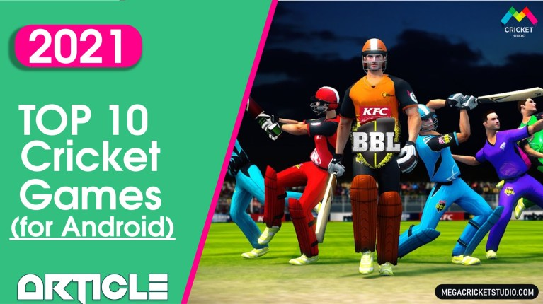 Top 10 Cricket Games For Android Download In 2021
