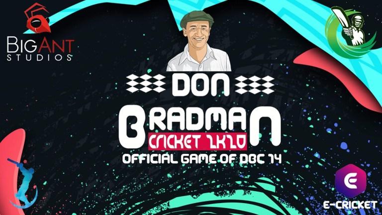 CRICKET 2K20 Patch for Don Bradman Cricket 14