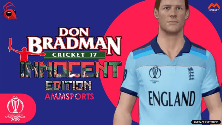 Don Bradman Cricket 2017 Innocent Edition V2 Don Bradman Cricket 17