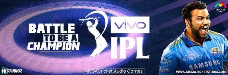 HM StudioZ VIVO IPL 2021 Battle to be a Champion MEGA Patch for EA Cricket 07