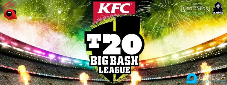 Big Bash League T20 2019-20 Patch for Don Bradman Cricket 14