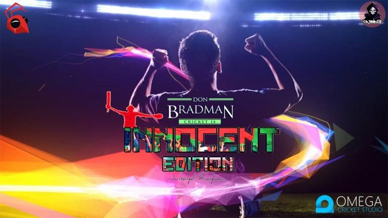 Don Bradman Cricket 2014 Innocent Edition V7.0 for Don Bradman Cricket 14