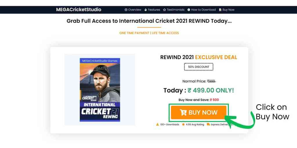 buy how to download international cricket 2021 rewind patch