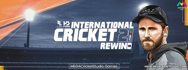 International Cricket 2021 Rewind Patch for EA Cricket 07 – A Brand New EA Cricket 2021 Game Free Download