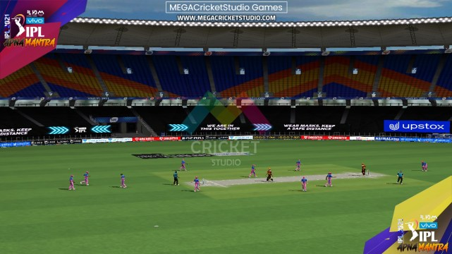 vivo ipl 2021 apna mantra patch ea cricket 07 megacricketstudio