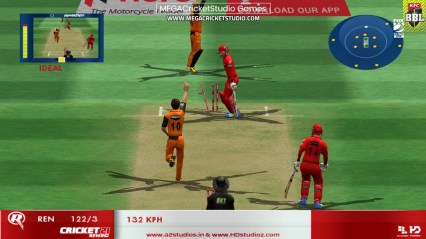 KFC BBL 2021 Patch free download for EA Cricket 07