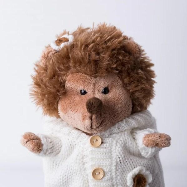 Купить мягкую игрушку Ежинка Колючка: Вечер у камина: 990 ...