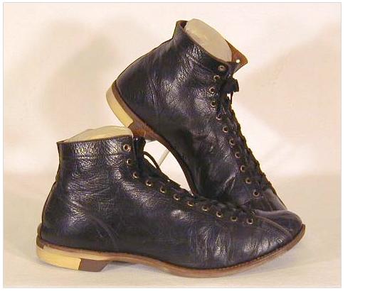 Vintage Basketball Shoes