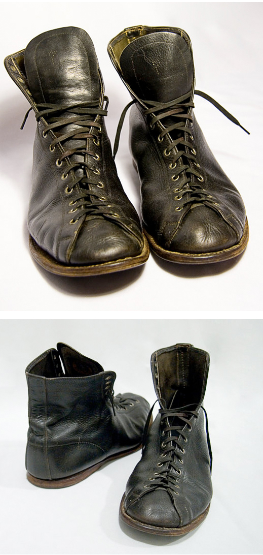 1930s Vintage Wisco Boxing Boots,