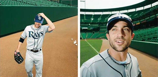 Sam Fuld :: Fearlessness Is His Only Option
