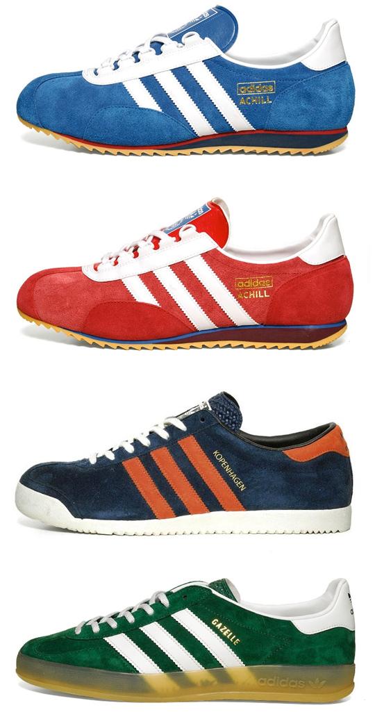 Adidas Archive Pack – Part II :: endclothing UK