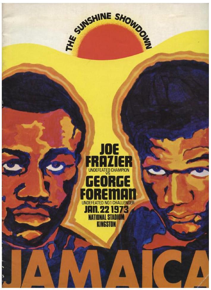 Joe Frazier vs. George Foreman (1973)