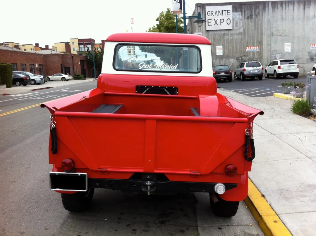 Jeep Truck :: Unknown Year and Model