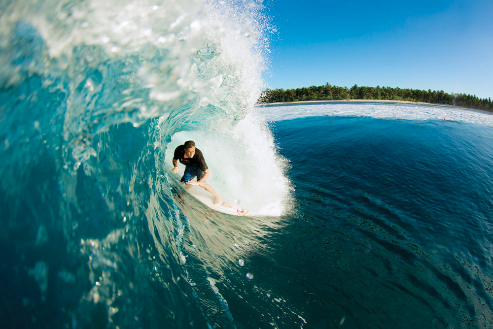 Photo Gallery: Nate Lawrence :: Indonesia :: SURFING Magazine