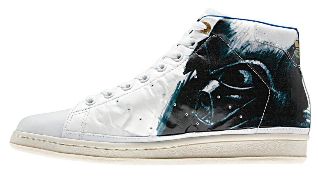 new york 7b2d7 3126e Star Wars Stan Smith 80s Mid Shoes    Adidas