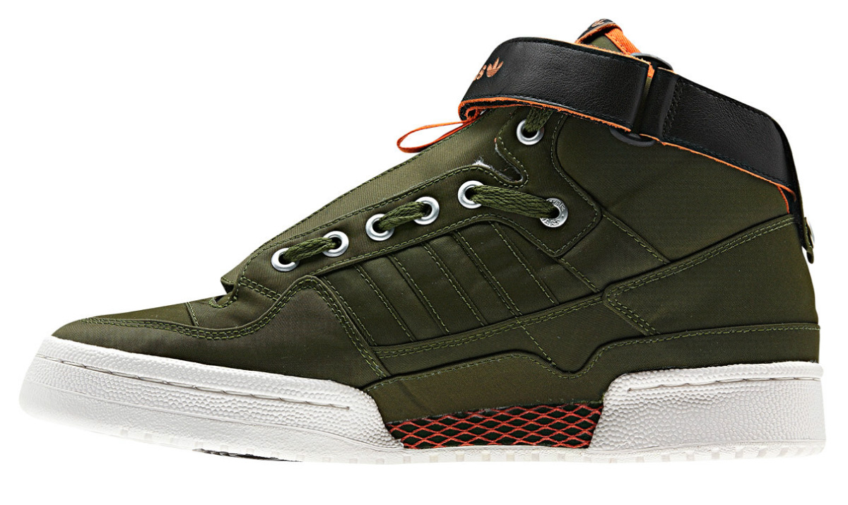size 40 ea781 29509 Star Wars Forum Mid Shoes    Adidas
