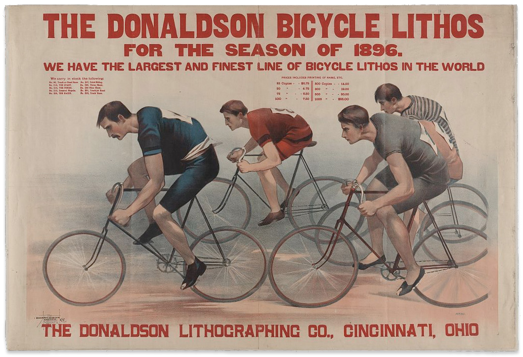 Donaldson Lithos :: 1896 :: Library Of Congress