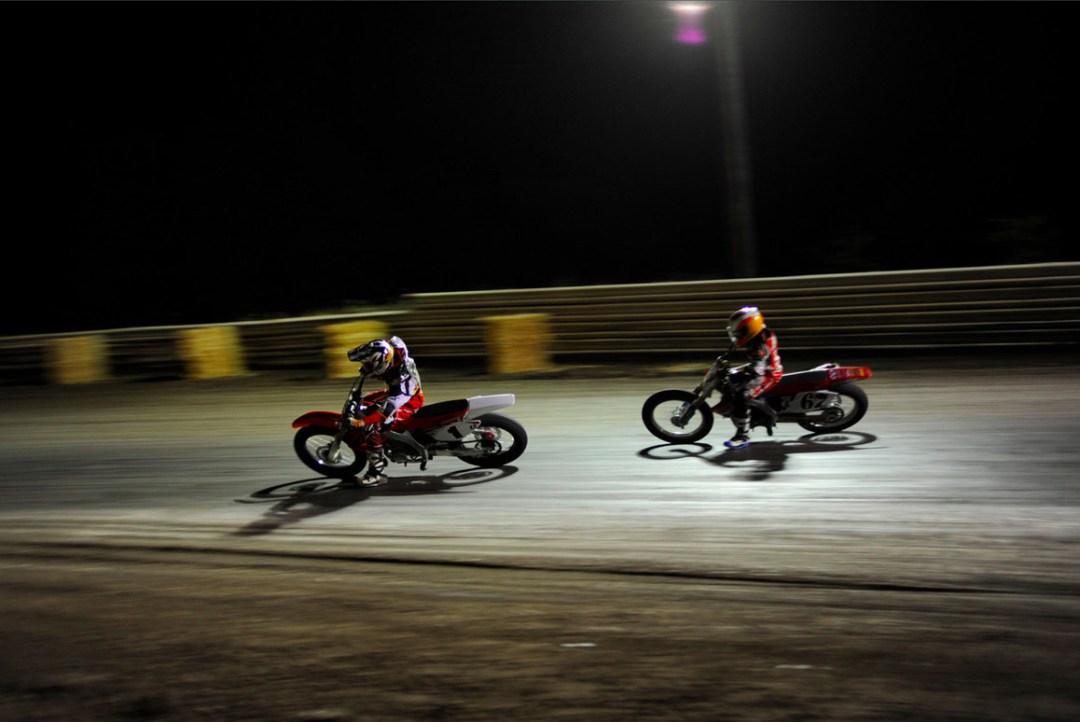 Fred Joe :: Photographer :: Gene Romero's West Coast Flat Track Series