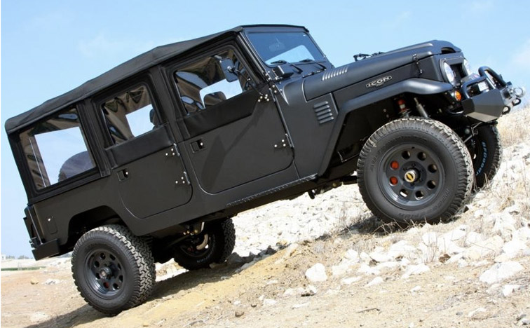 ICON :: Toyota FJ-Series :: You only understand perfection if you attempt it